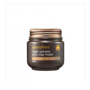 Super Volcanic Pore Clay Mask 100ml, Innisfree