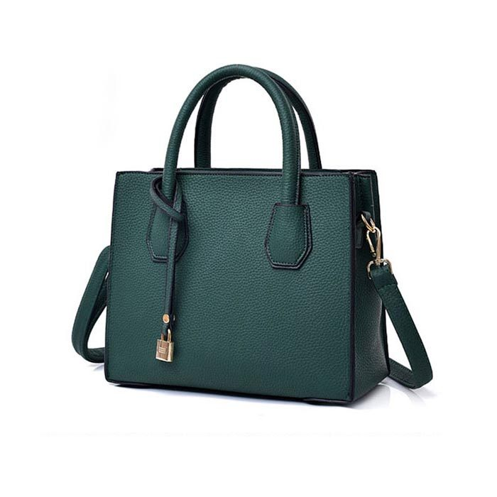 STAG Crazy Horse Genuine Leather Stylish Tote Bags Female Fashion With Combination  Bag 1ed66743993dc
