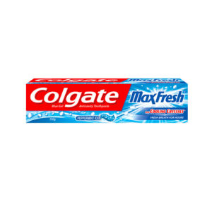 Colgate, Max Fresh Blue Gel Peppermint Ice Toothpaste, 150g