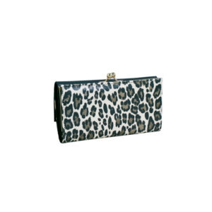 New Look (UK), Leopard Fold-over Purse/Bag