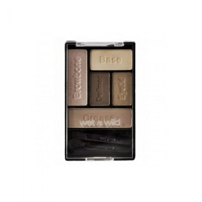 WET N WILD COLOR ICON EYESHADOW PALETTE, BARE & BEAUTIFUL