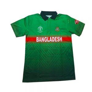 Bangladesh Cricket Team Jersey (Green)